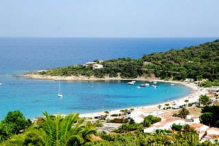 plage de Favona - location corse